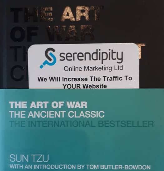 The Art of War and SEO